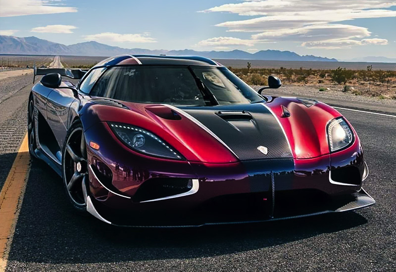 Koenigsegg Agera RS (1MW Upgrade)