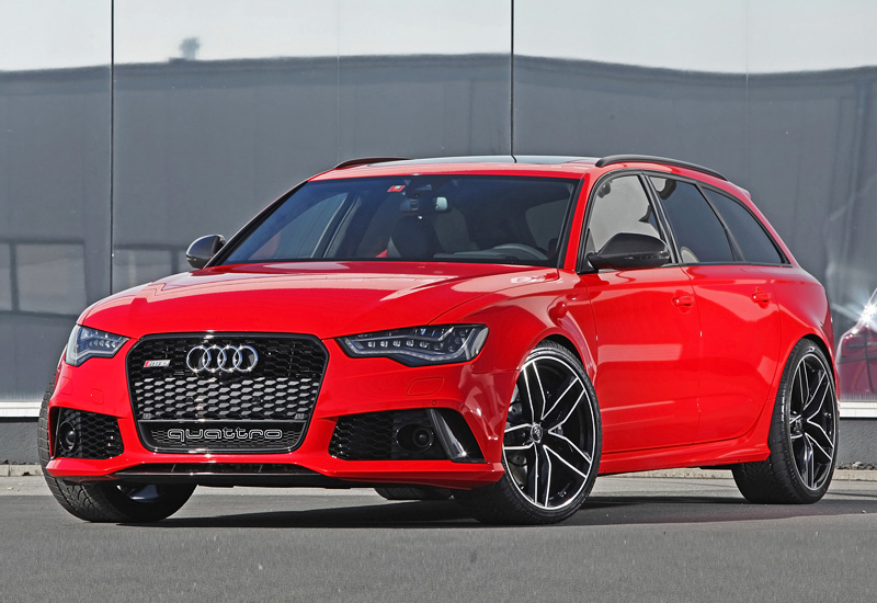 Audi RS6 Avant HPerformance AS