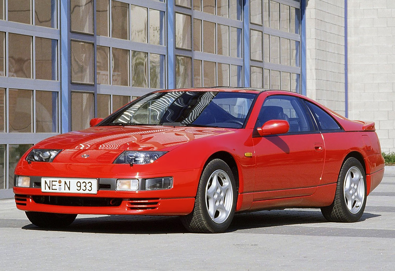 Nissan Fairlady 300ZX Twin Turbo (Z32)