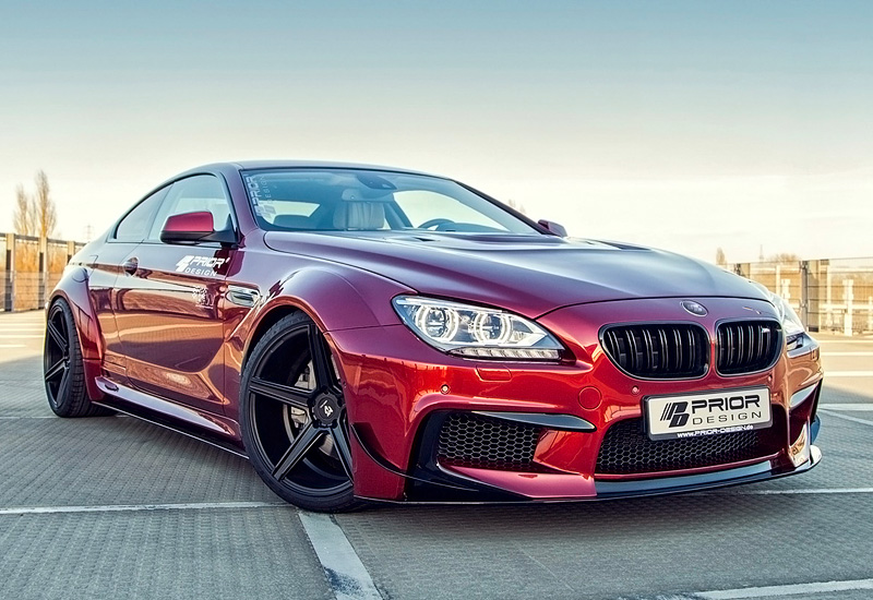 BMW 6-Series Prior Design