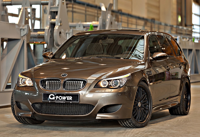 BMW M5 Touring G-Power Hurricane RR